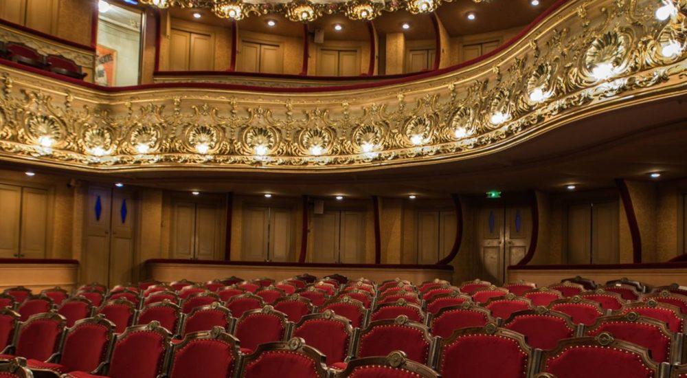 Dossier : le théâtre Athénée-Louis-Jouvet, une salle de légende