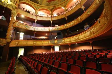 Rénovation des sièges du Centre Lyrique Clermont-Auvergne