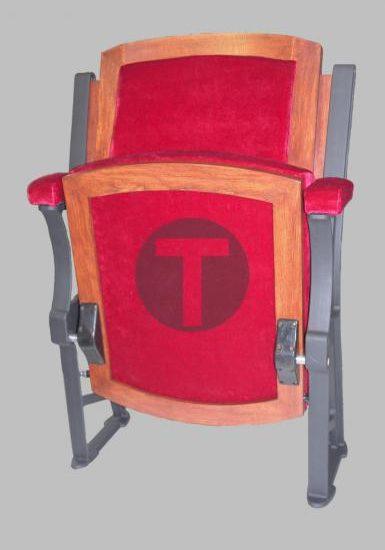 Les fauteuils de l'Opéra de Clermont-Ferrand seront auvergnats