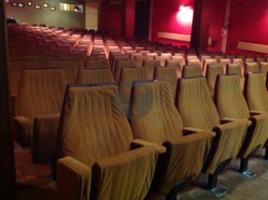 Rénovations des sièges du Gymnase Jean-Dame à Paris