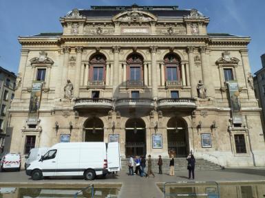 Rénovation des sièges du Théâtre Les Célestins