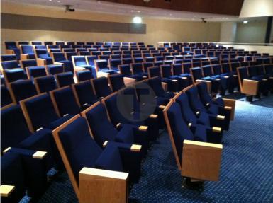 Rénovation des sièges de l'amphithéâtre Pierre LAROQUE