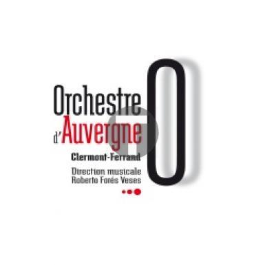 Techno Logistique, mécène de l'Orchestre National d'Auvergne.