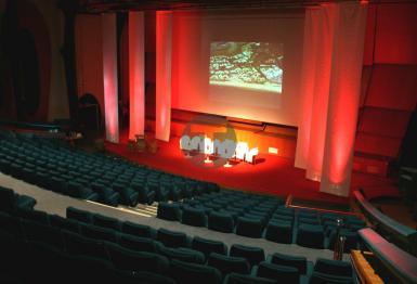 Rénovation des sièges du Palais des Congrès de la Grande Motte