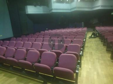 Rénovation des fauteuils de l'auditorium du Centre des Congrès et de la Culture ATHANOR à Montluçon (03)
