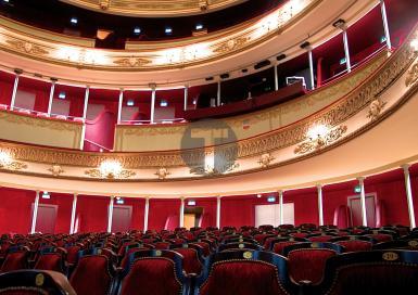 Rénovation des sièges du Théâtre le Dôme à Saumur