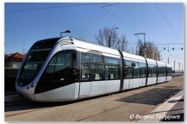 Rénovation des sièges du Tramway de Toulouse